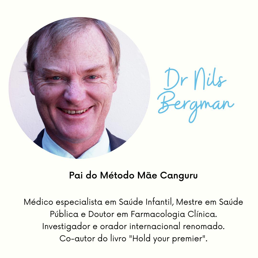 Palestrante CPAMO Dr. Nils Bergman