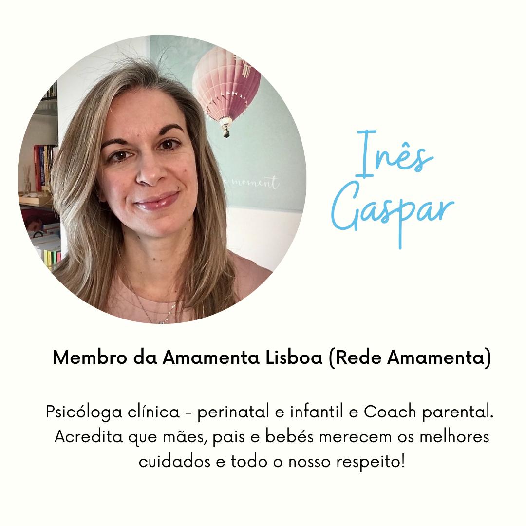 Palestrante CPAMO Ines Gaspar