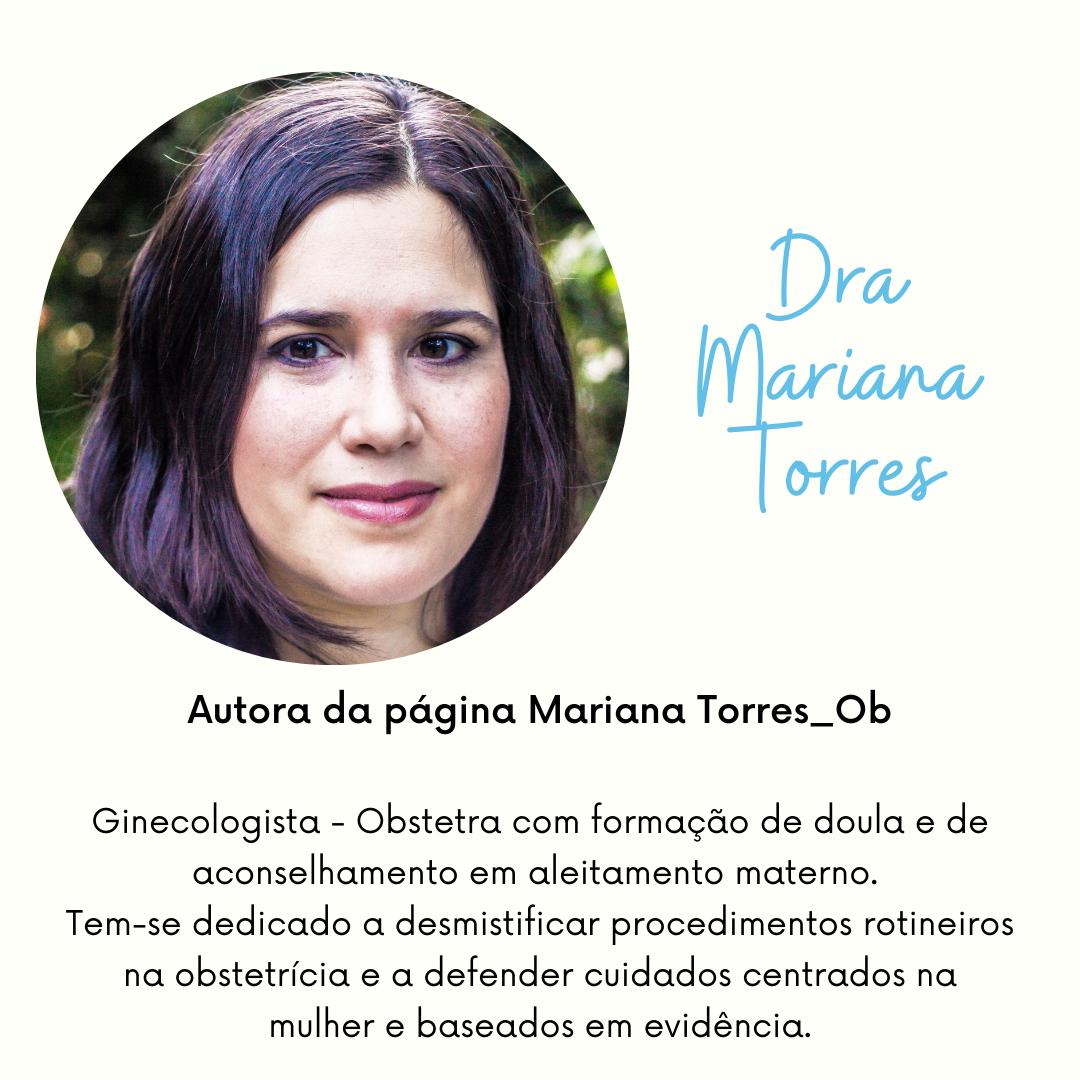 Palestrante CPAMO Dra Mariana Torres